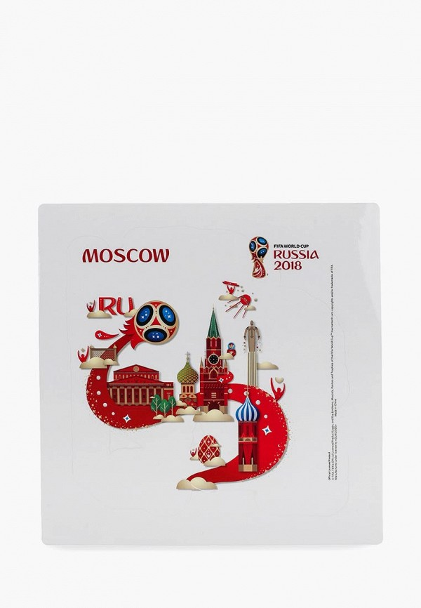 Набор сувенирный 2018 FIFA World Cup Russia™ 2018 FIFA World Cup Russia™ FI029DUBGIL9 russia culinary guidebook