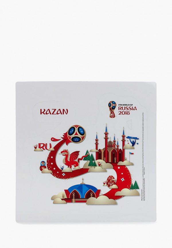 Набор сувенирный 2018 FIFA World Cup Russia™ 2018 FIFA World Cup Russia™ FI029DUBGIM0 russia culinary guidebook