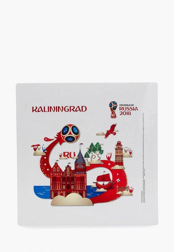 Набор сувенирный 2018 FIFA World Cup Russia™ 2018 FIFA World Cup Russia™ FI029DUBGIM1 жидкость vape face fifa 100мл 0мг