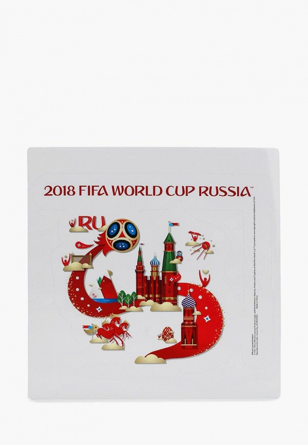 Набор сувенирный 2018 FIFA World Cup Russia™ 2018 FIFA World Cup Russia™ FI029DUBGIM4 russia culinary guidebook