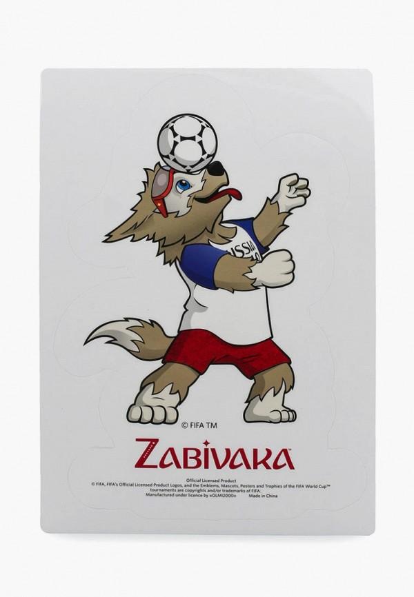 Наклейка 2018 FIFA World Cup Russia™ 2018 FIFA World Cup Russia™ FI029DUBGIM7 фигурка 2018 fifa world cup russia™ 2018 fifa world cup russia™ fi029dubfhw7