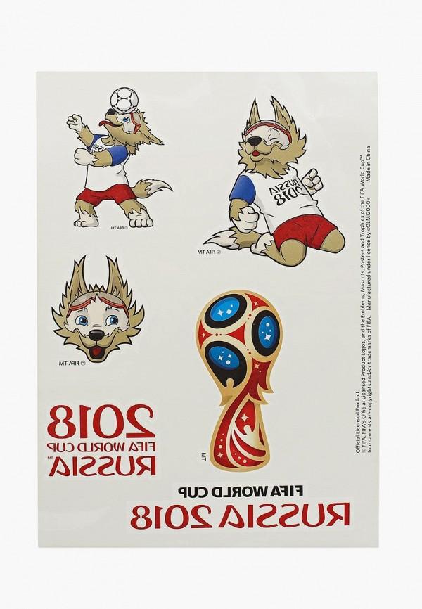 Набор сувенирный 2018 FIFA World Cup Russia™ 2018 FIFA World Cup Russia™ FI029DUBGIP2 жидкость vape face fifa 100мл 0мг