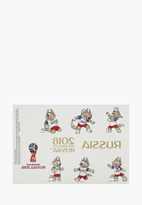 Набор сувенирный 2018 FIFA World Cup Russia™ 2018 FIFA World Cup Russia™ FI029DUBGIP4 russia culinary guidebook