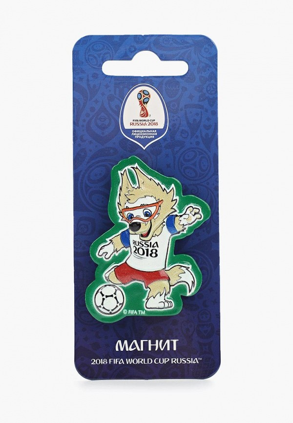 Магнит 2018 FIFA World Cup Russia™ 2018 FIFA World Cup Russia™ FI029DUBGJP3 russia culinary guidebook