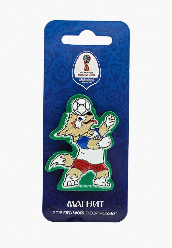 Магнит 2018 FIFA World Cup Russia™ 2018 FIFA World Cup Russia™ FI029DUBGJP5 adidas 2014 fifa world cup brazuca final rio match ball replica top glider size 5
