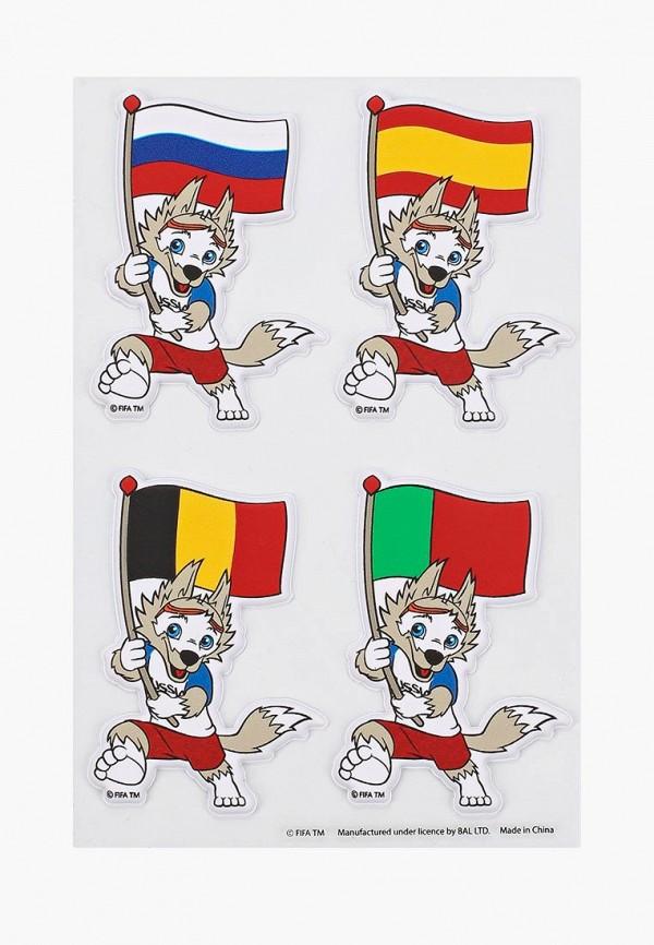 Фото Наклейка 2018 FIFA World Cup Russia™. Купить с доставкой