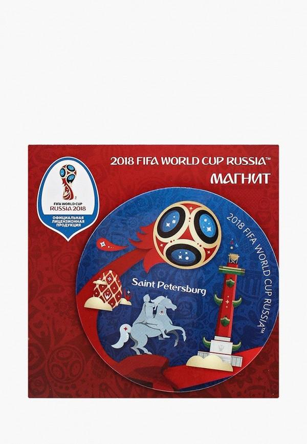 Фото Магнит 2018 FIFA World Cup Russia™. Купить с доставкой