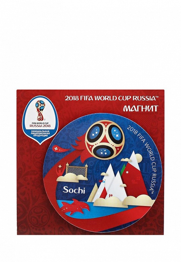 Магнит 2018 FIFA World Cup Russia™ 2018 FIFA World Cup Russia™ FI029DUZPZ28 russia culinary guidebook