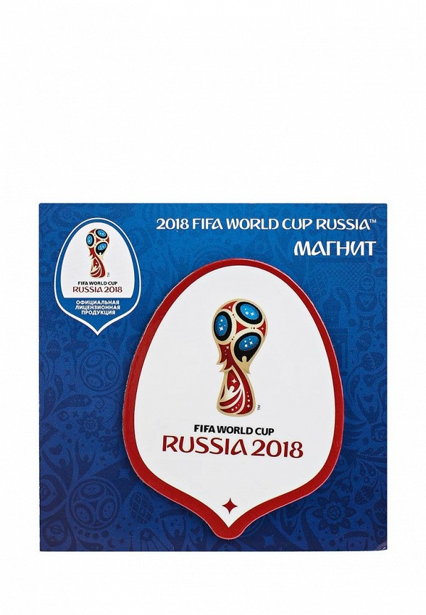 Магнит 2018 FIFA World Cup Russia™ 2018 FIFA World Cup Russia™ FI029DUZPZ37 russia culinary guidebook