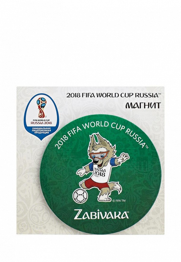 Магнит 2018 FIFA World Cup Russia™ 2018 FIFA World Cup Russia™ FI029DUZPZ38 russia culinary guidebook