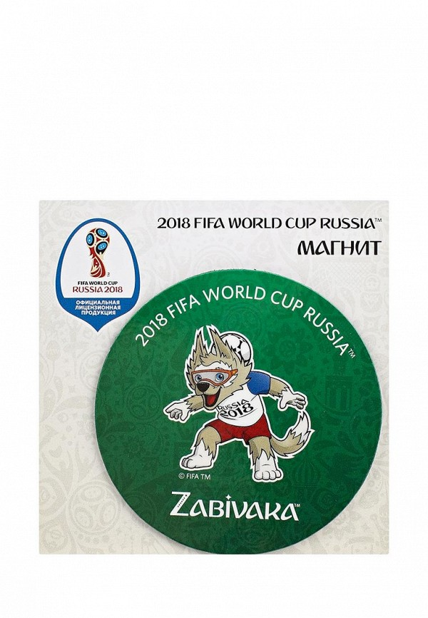 Магнит 2018 FIFA World Cup Russia™ 2018 FIFA World Cup Russia™ FI029DUZPZ39 russia culinary guidebook