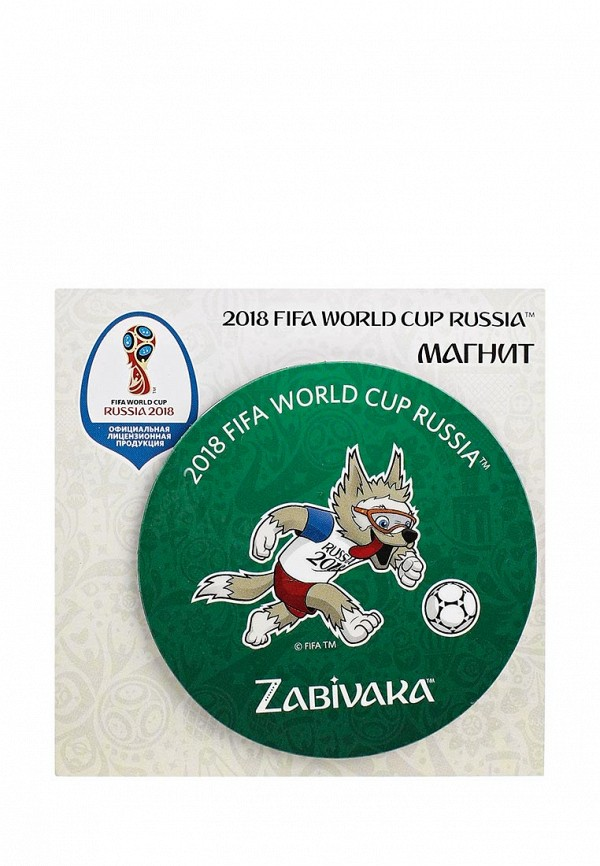 Магнит 2018 FIFA World Cup Russia™ 2018 FIFA World Cup Russia™ FI029DUZPZ40 russia culinary guidebook