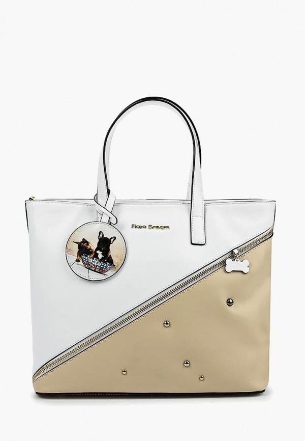 Сумка Fiato Dream Fiato Dream FI031BWBCWN9 сумки женские fiato dream сумка 5063 d95656