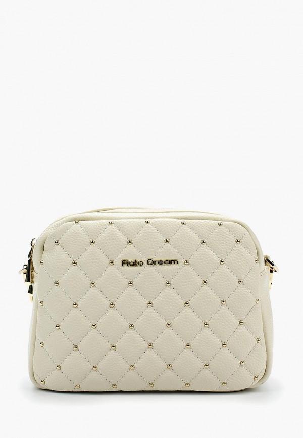 Сумка Fiato Dream Fiato Dream FI031BWBCWR3 сумки женские fiato dream сумка 5063 d95656