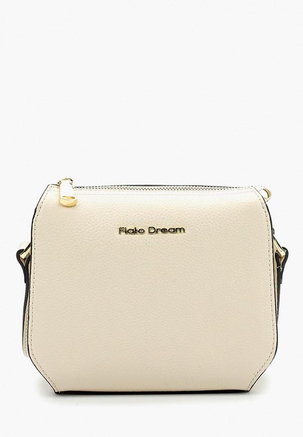 Сумка Fiato Dream Fiato Dream FI031BWBEXC1 сумки женские fiato dream сумка 5063 d95656
