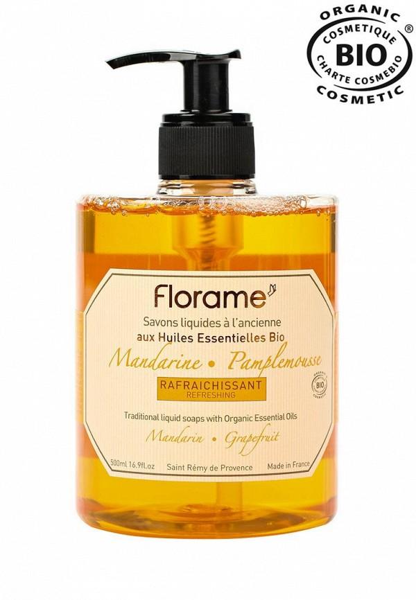 Мыло Florame Florame FL008LUGCH37 жидкое мыло florame florame мыло жидкое миндаль 500 мл