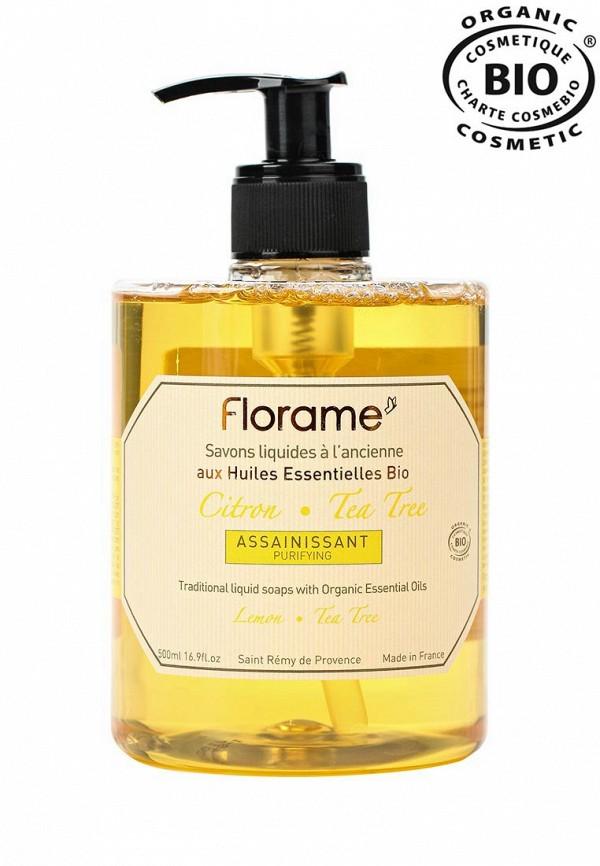 Мыло Florame Florame FL008LUGCH39 жидкое мыло florame florame мыло жидкое миндаль 500 мл