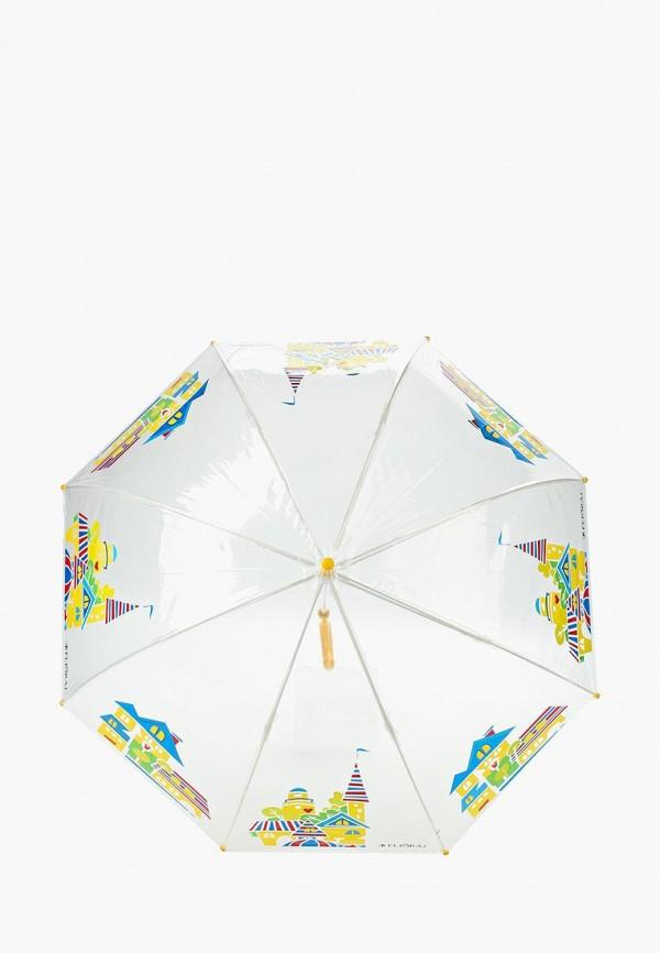 Зонт складной Flioraj Flioraj FL976DKILE36 зонт складной flioraj flioraj fl976dwaszf6