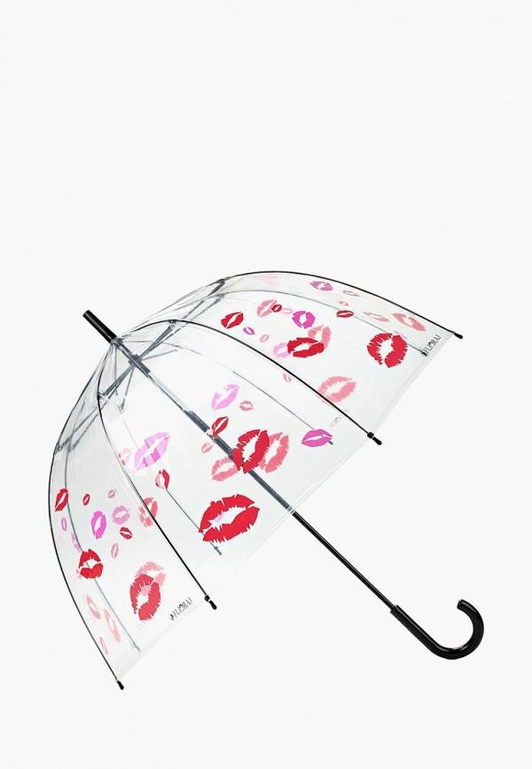 Зонт-трость Flioraj Flioraj FL976DWIJU21 зонт трость двусторонний с деревянной ручкой printio райский сад