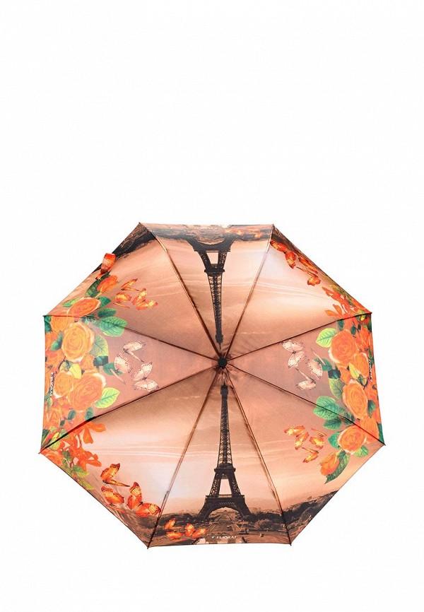 Зонт складной Flioraj Flioraj FL976DWXPM36