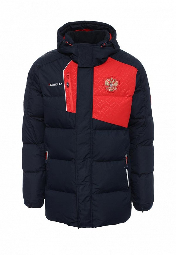Пуховик Forward Forward FO007EMMVL46 forward forward gold ss15 russia cotton ss shirt
