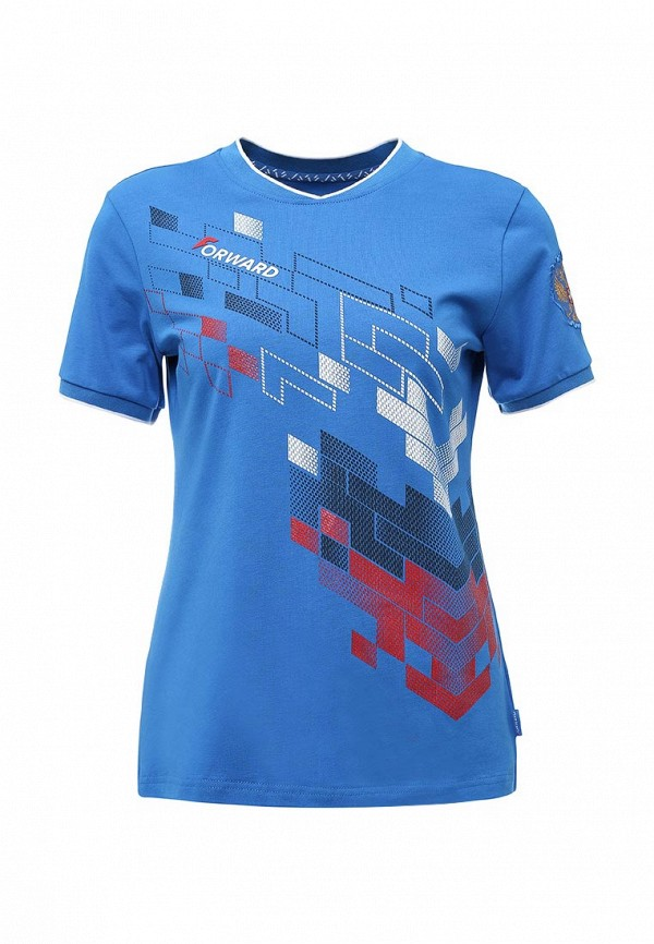 Спортивная футболка Forward W14250G