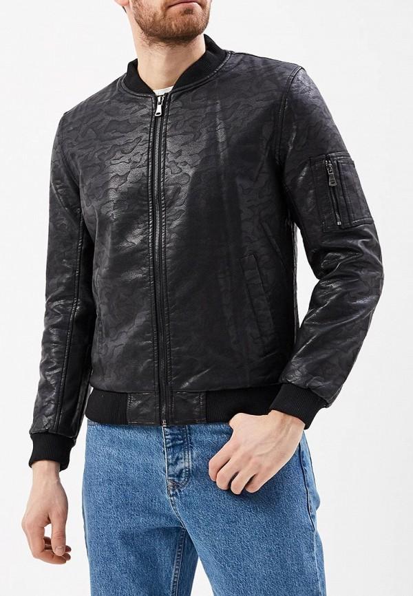 Куртка кожаная Forex Forex FO011EMARSY0 forex b016 5078