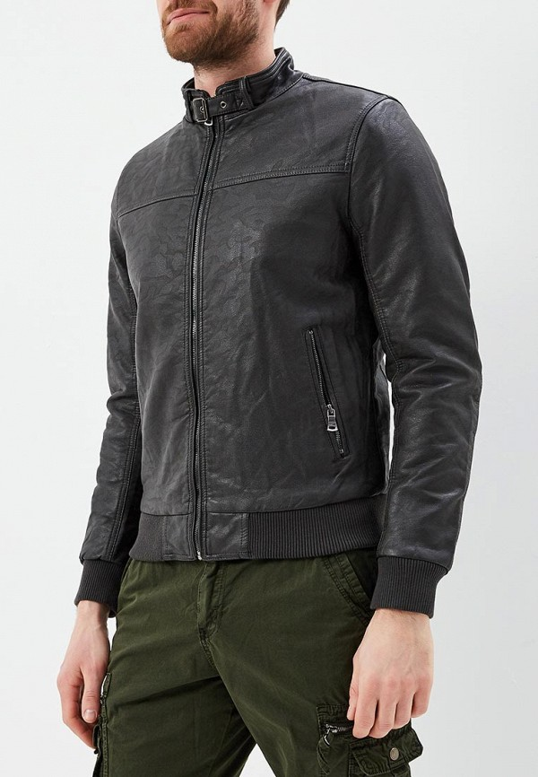Куртка кожаная Forex Forex FO011EMARSY3 forex b016 6760