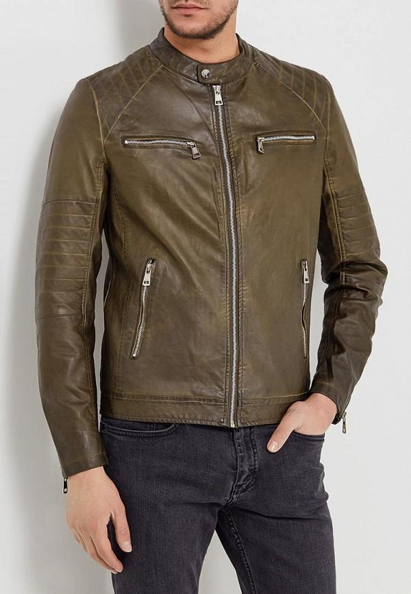 Куртка кожаная Forex Forex FO011EMARSZ8
