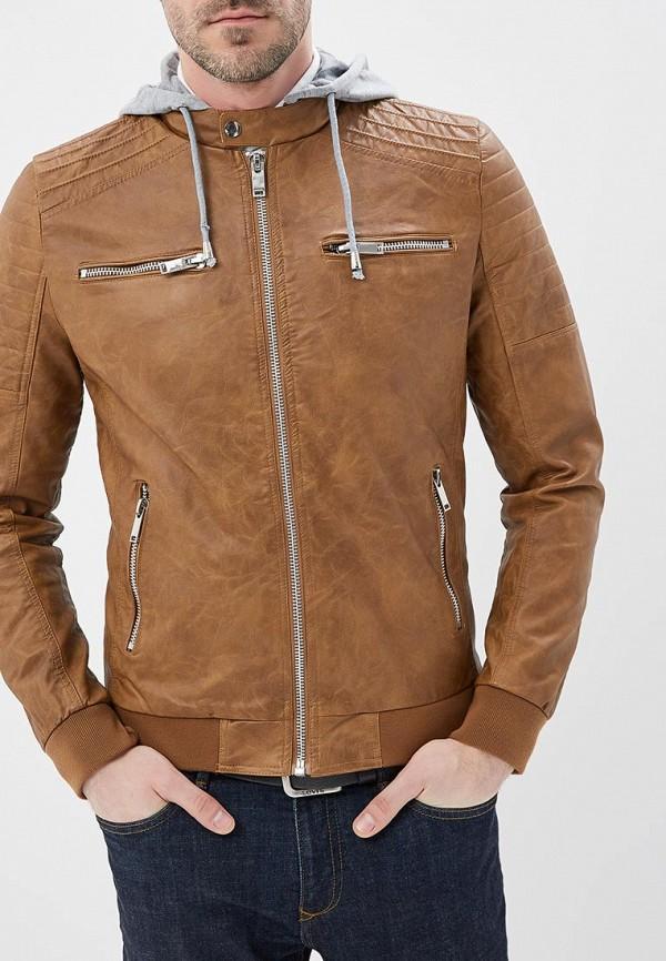 Куртка кожаная Forex Forex FO011EMAVZP0 forex b016 6270