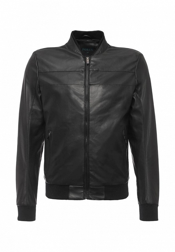 Куртка кожаная Forex Forex FO011EMIGW32 forex b016 5078