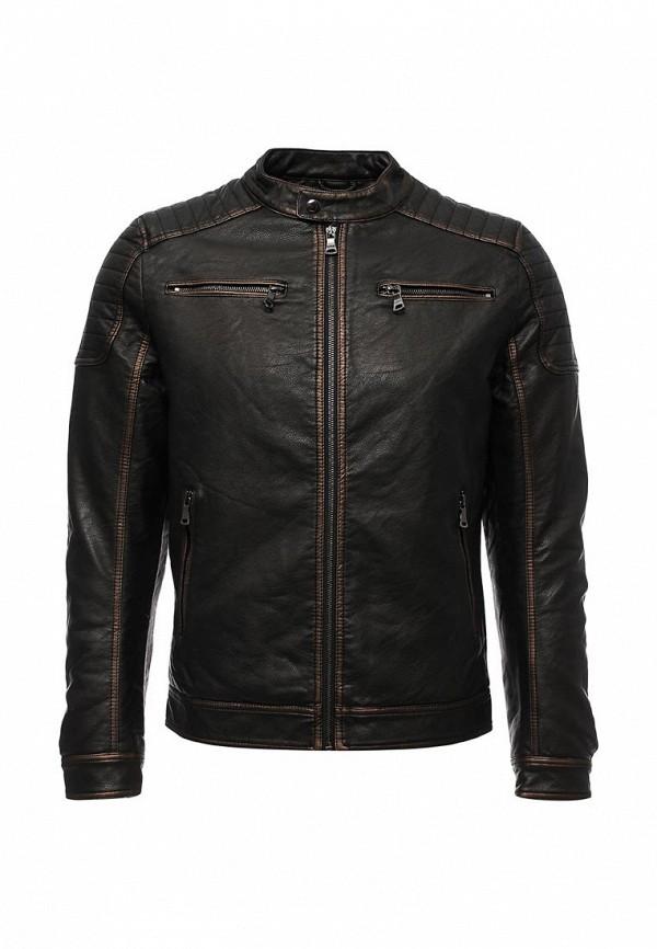 Куртка кожаная Forex Forex FO011EMXCA53 forex b016 5078
