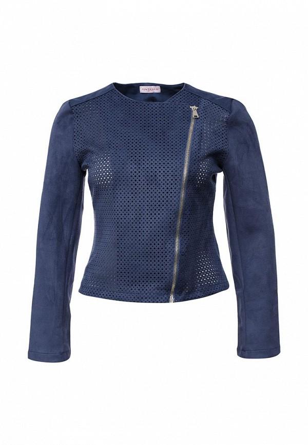 Кожаная куртка Fontana 2.0 AGATA_BLU