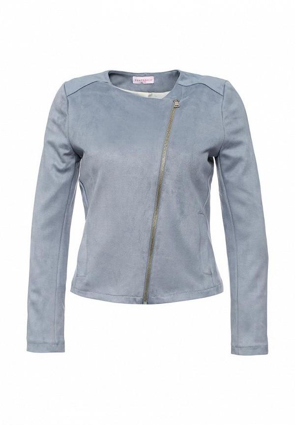 Кожаная куртка Fontana 2.0 ANNALAURA_CIELO