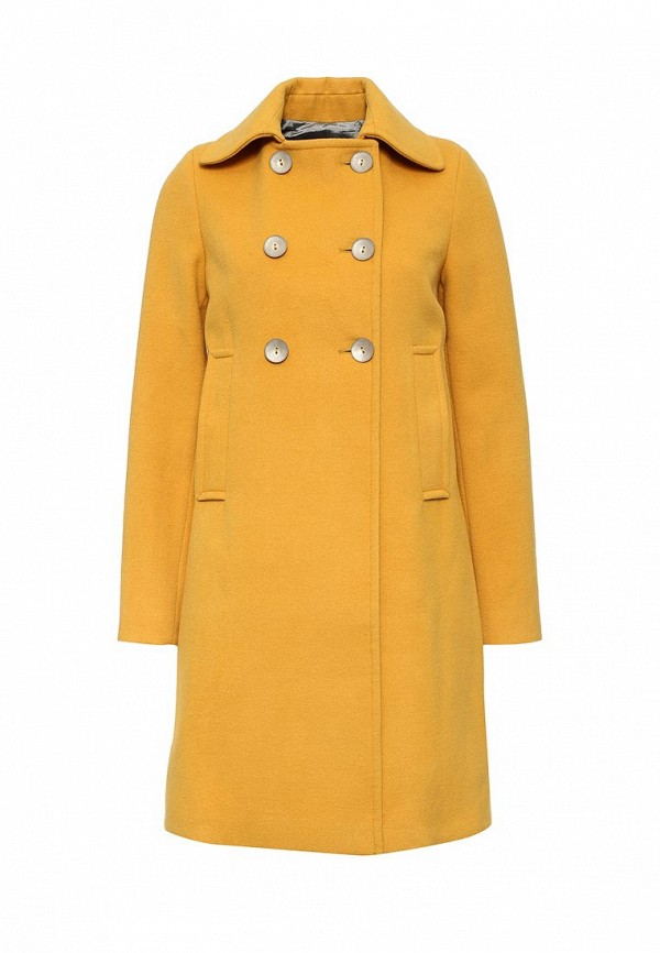 Женские пальто Fontana 2.0 CLARA_GIALLO