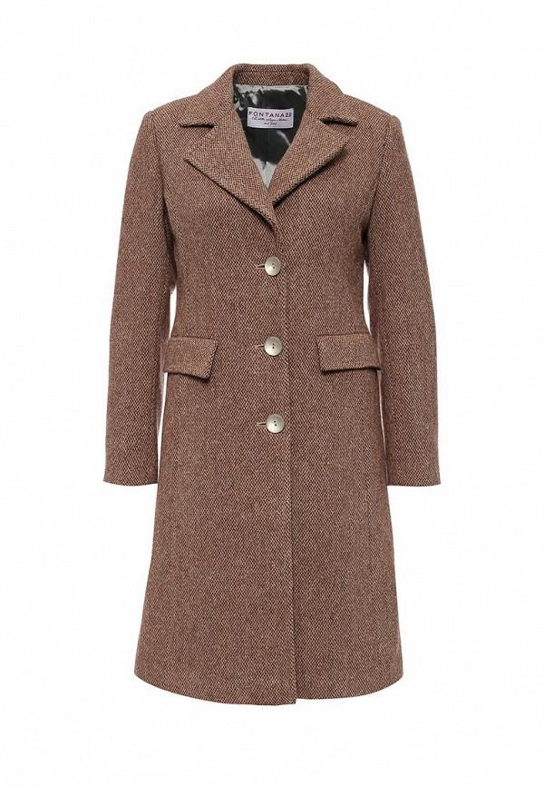 Женские пальто Fontana 2.0 INGRID_MATTONE