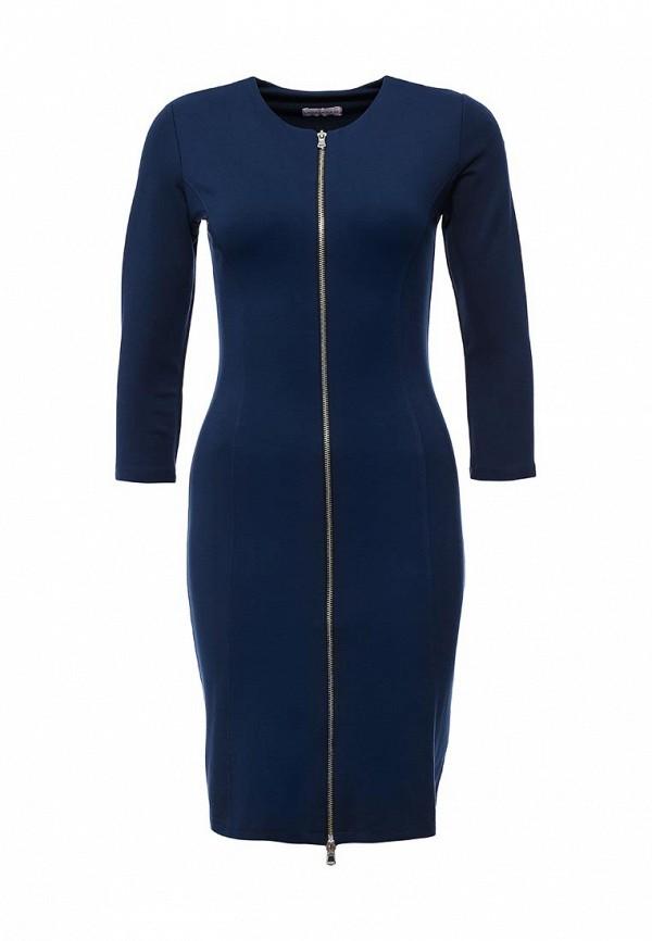 Платье-миди Fontana 2.0 ISABEL_BLU
