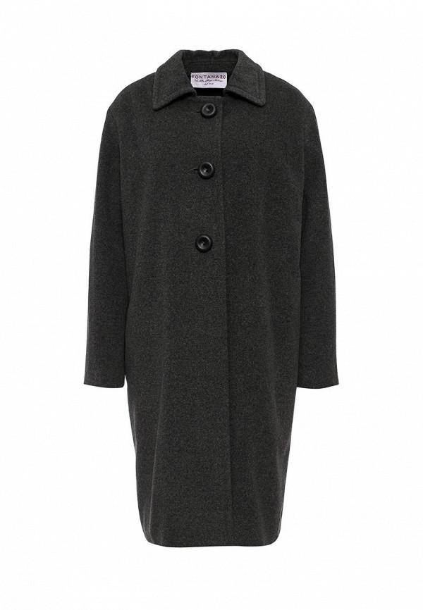 Женские пальто Fontana 2.0 NICOLE_GRIGIO_ANTRACITE
