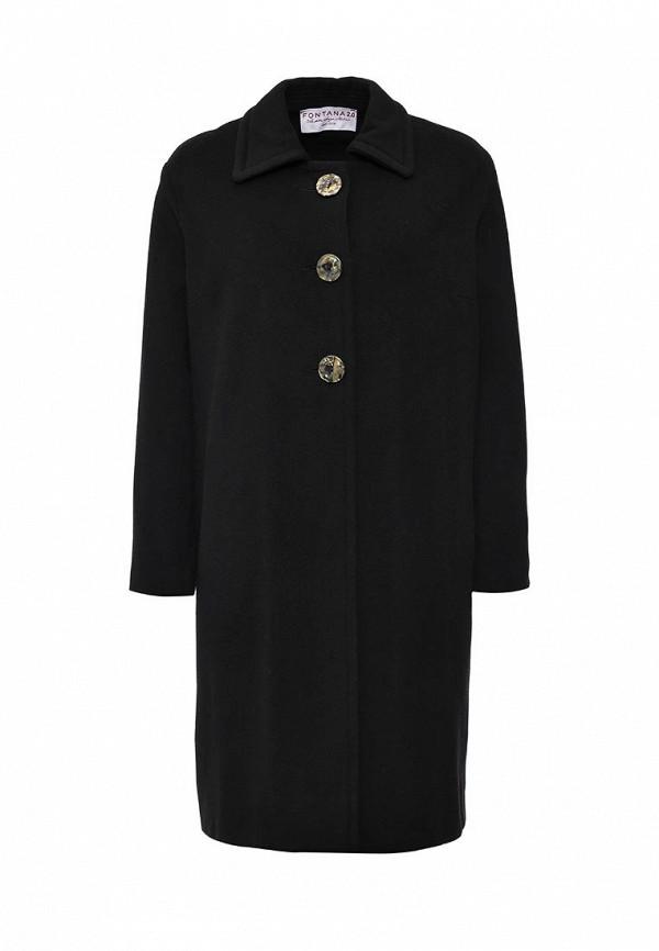 Женские пальто Fontana 2.0 NICOLE_NERO
