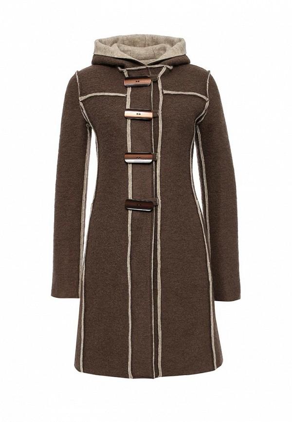 Женские пальто Fontana 2.0 MARTA_MARRONE