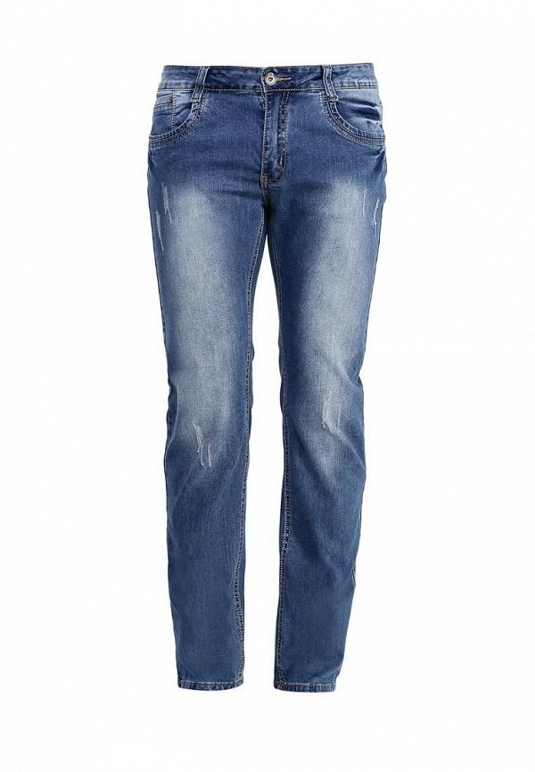 Мужские прямые джинсы Fobo R24-F321
