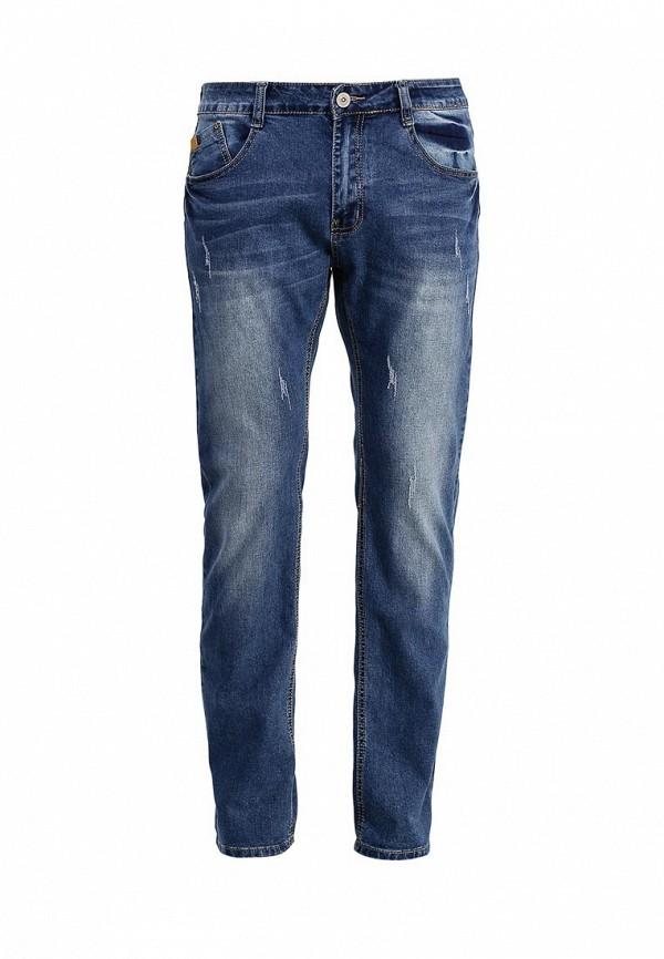 Мужские прямые джинсы Fobo R24-F327