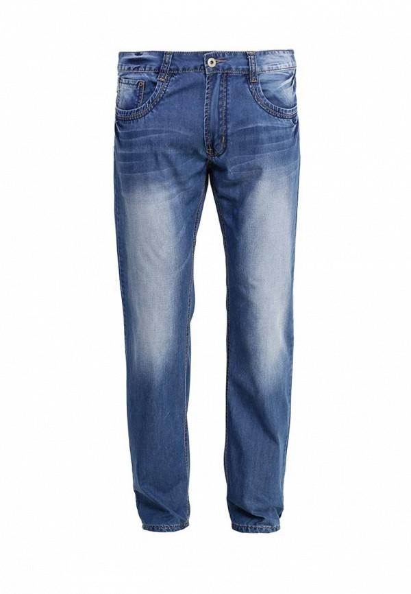 Мужские прямые джинсы Fobo R24-F337
