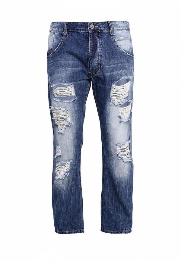 Мужские прямые джинсы Fobo R24-F355