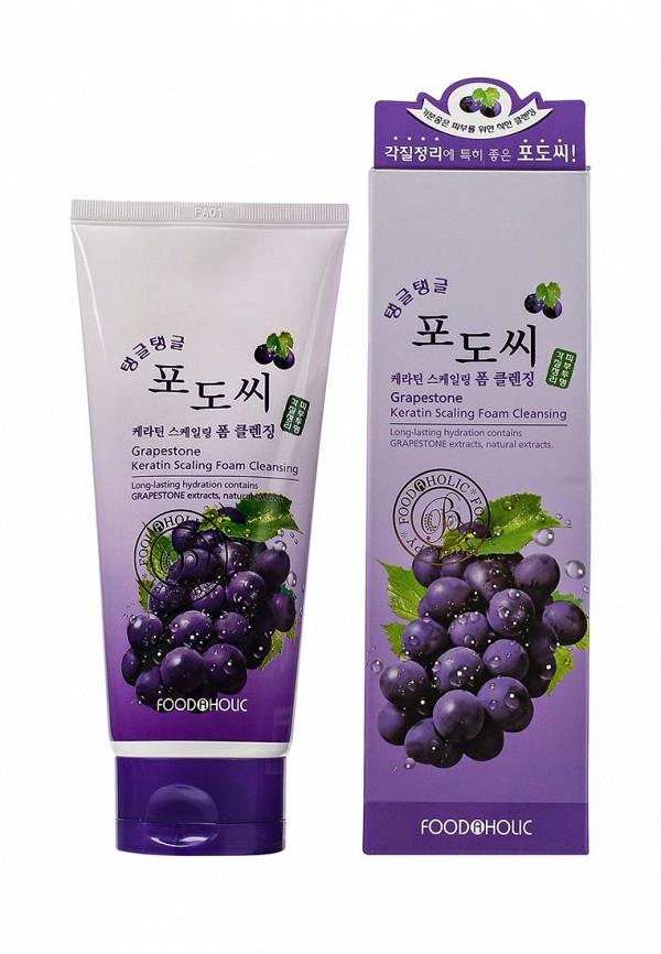 Здесь можно купить Очищающая с натуральным экстрактом виноградных косточек, 180 мл  Пенка FoodaHolic Красота