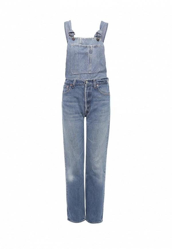 Комбинезон джинсовый Forte Couture Forte Couture FO016EWPRP74