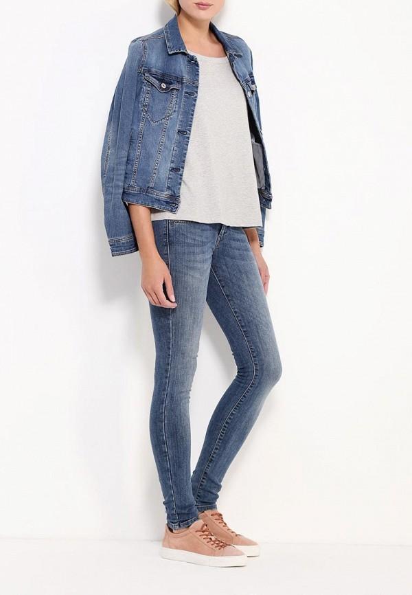 Зауженные джинсы Fornarina BIR1G41D806R80