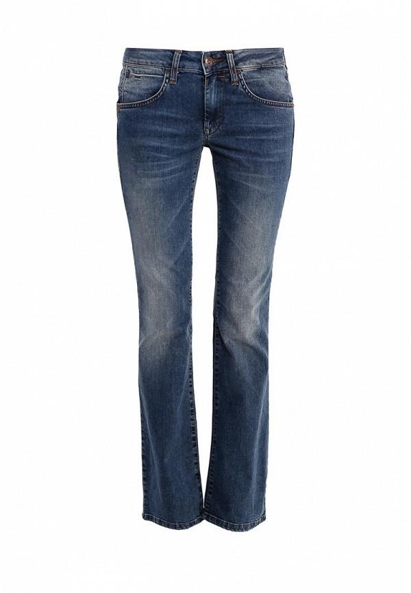Широкие и расклешенные джинсы Fornarina BIR1I23D823V11