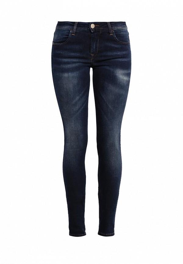 Зауженные джинсы Fornarina BIR1I34D780XP8