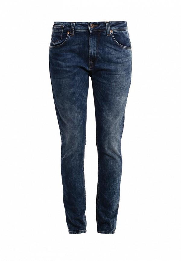 Зауженные джинсы Fornarina BIR1I40D814V7
